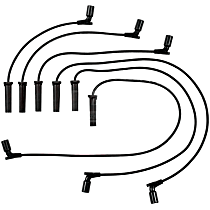 671-6258 Spark Plug Wire - Set of 6