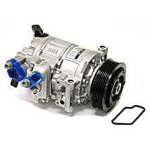 A/C Compressor with Clutch - Replaces OE Number 8K0-260-805 L