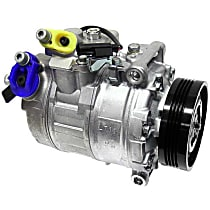 A/C Compressor with Clutch - Replaces OE Number 64-50-9-174-802