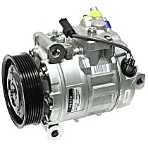 A/C Compressor with Clutch - Replaces OE Number 64-52-6-956-716