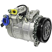 A/C Compressor with Clutch - Replaces OE Number 64-50-9-174-805