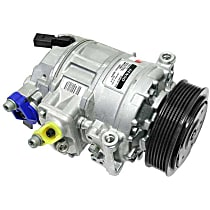 A/C Compressor with Clutch - Replaces OE Number 1K0-820-859 S