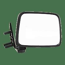 Mirror - Passenger Side, Folding, Paintable