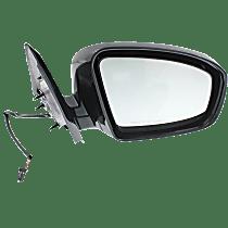 Mirror - Passenger Side, Power, Paintable