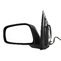Pilot 5730011 Nissan Pathfinder Black Manual Replacement Passenger Side Mirror