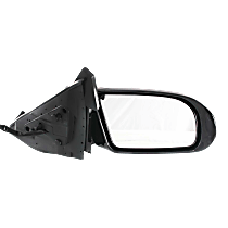 Mirror - Passenger Side, Power, Heated, Paintable, With Turn Signal, For Models With Premium Package