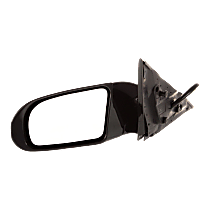 Mirror - Driver Side, Power, Paintable, With Turn Signal, and Memory, For Models With Premium Package, With Sport Package