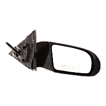 Mirror - Passenger Side, Power, Paintable, With Turn Signal, and Memory, For Models With Premium Package, With Sport Package