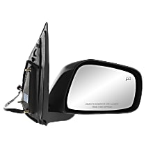 Mirror - Passenger Side, Power, Heated, Paintable, With Memory