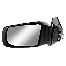 Mirror - Driver Side, Power, Paintable, For Coupe