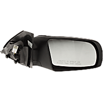 Mirror - Passenger Side, Power, Folding, Paintable, With Turn Signal, For Coupe