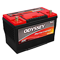 ODP-AGM27 Battery - Performance Series, Direct Fit, Sold individually