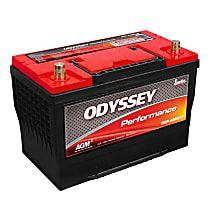 ODP-AGM27F Battery - Performance Series, Direct Fit, Sold individually