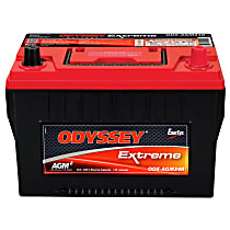 Battery - Extreme Series, Direct Fit, Sold individually