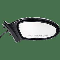 Mirror - Passenger Side, Power, Folding, Paintable, Spring Type
