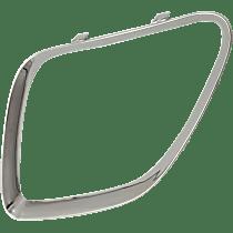 Driver Side Grille Trim - Chrome