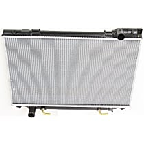 Radiator, Excluding Supercharged Models