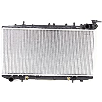 Radiator, 1.6L Engine