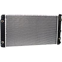 Radiator, With Engine Oil Cooler