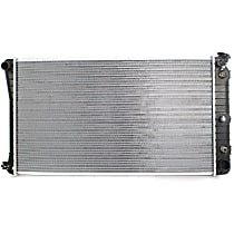 Radiator - without Engine Oil Cooler