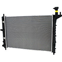 Radiator, 5/8 in. Core Size, (Standard Duty cooling)