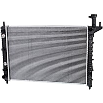 Radiator, 1 in. Core Size, (Heavy Duty cooling)