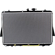 Radiator, 3.5L Engine, Without Towing Package, 18.69 x 30.13 in. Core Size