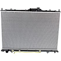 Radiator, With Towing Package