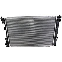 Radiator, Excluding Hybrid Model