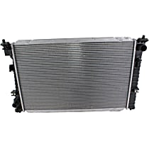 Radiator, 6cyl Engines