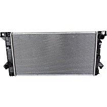 Radiator, With Towing Package, Without Filler Neck