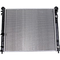 Radiator, 6cyl Engine, Automatic Transmission