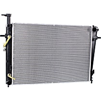 Radiator, Without Climate Control