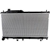 Radiator, 2.5L Turbo