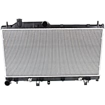 Radiator, 2.5L, Without Turbo