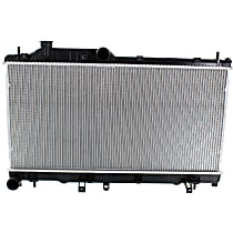 Radiator, 2.5L Turbo WRX STI With Manual Transmission