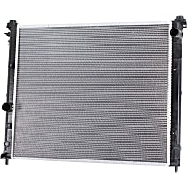 Radiator, Without Transmission Cooler, Without Tow Package