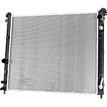 Radiator, Heavy Duty Cooling, With Engine Oil Cooler