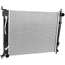 Radiator, 1.6L Engine