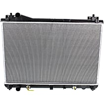 Radiator, Fits Automatic Transmission