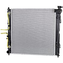 Radiator, 2.0L Turbo