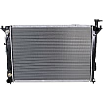 Radiator, 2.4L Engine, Automatic Transmission