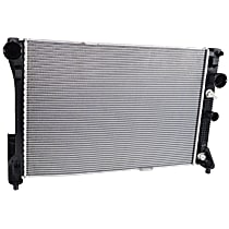 Radiator, Without Partial Zero Emissions Vehicle