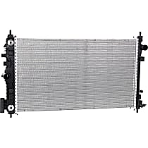 Radiator, 2.0L, Fits Automatic Transmission