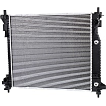 Radiator, From 6-7-10, 2nd Design Radiator