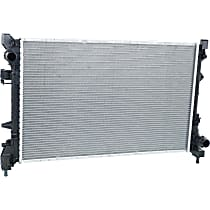 Radiator, Hatchback