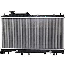 Radiator, 2.5L Engine, 4 Cyl