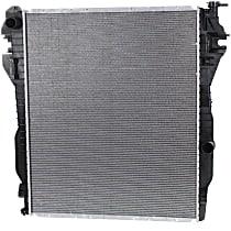 Radiator, 6.7L Diesel Engine