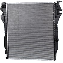 Radiator, 6.7L Diesel Engine