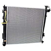 Radiator, 2.0L Engine